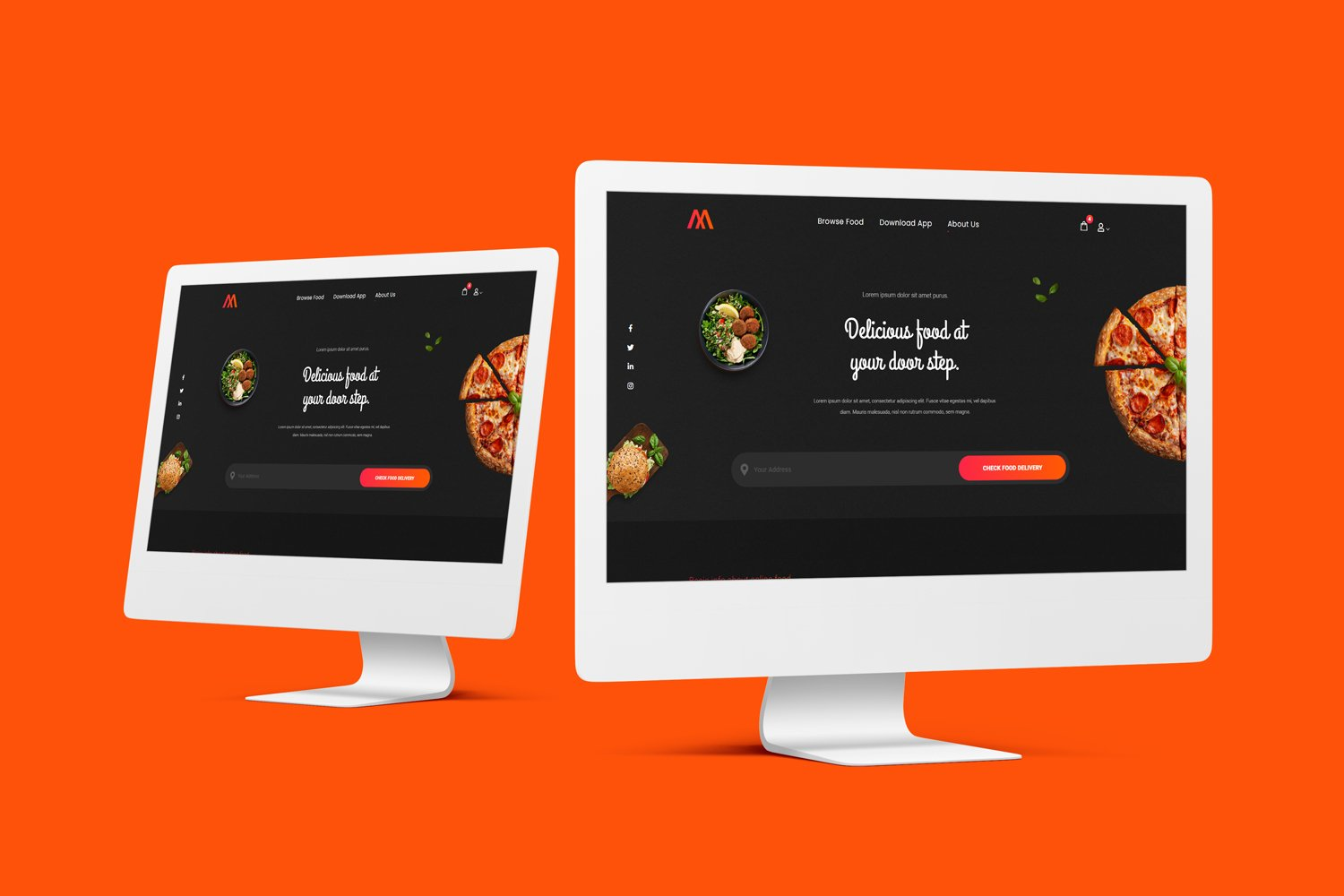 Masala | Food Delivery HTML5 Template