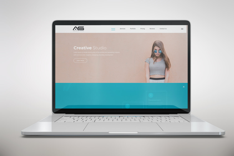 Shuvo | Innovative Agency HTML5 Landing Page Template