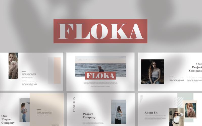Floka Powerpoint Template