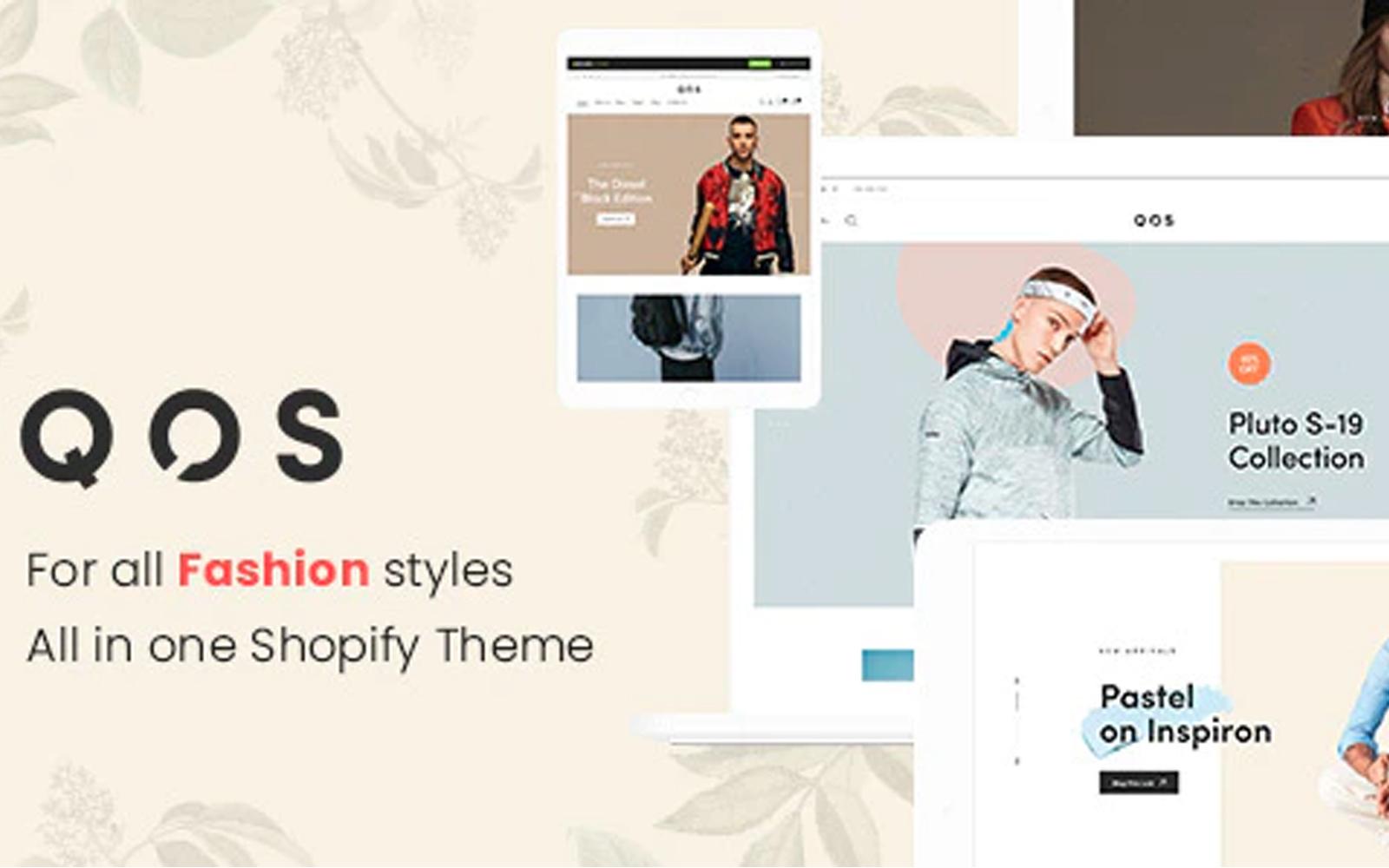 Fancy - Style Clothing eCommerce Shopify Theme