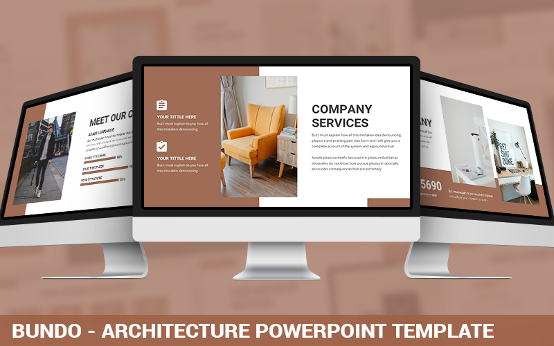 Bundo - Architecture Powerpoint Template