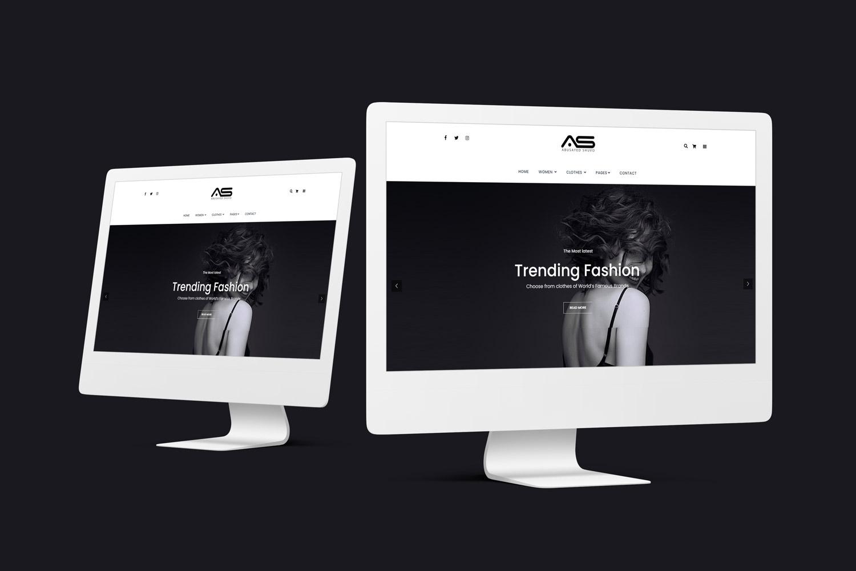 Abusayed   Women Store HTML5 Template