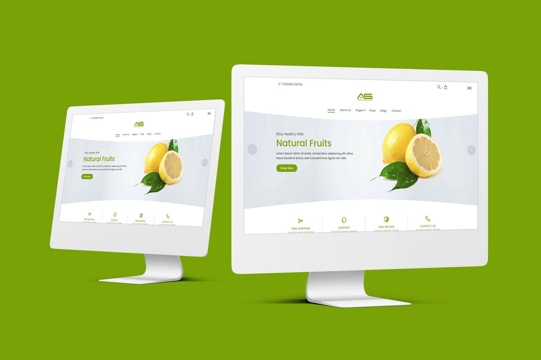 Shuvo | Food Shop HTML5 Template