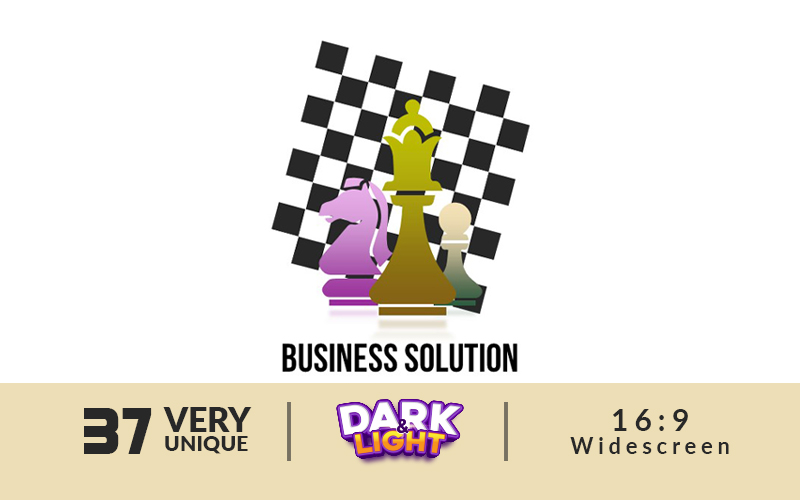Business Solution - Power Point Presentation Template