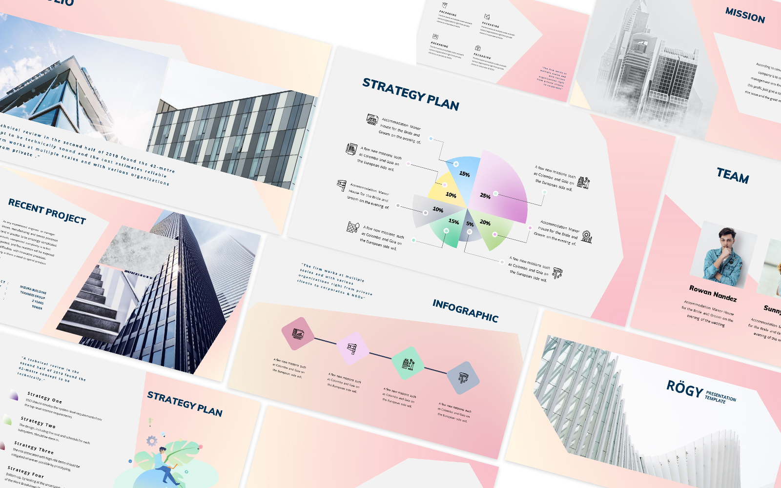 Rogy 2 Powerpoint Template