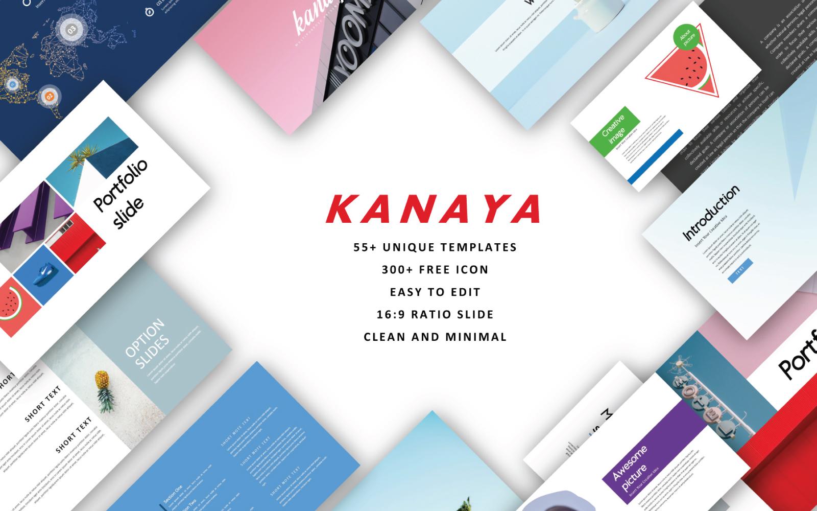 Kanaya - PowerPoint Template