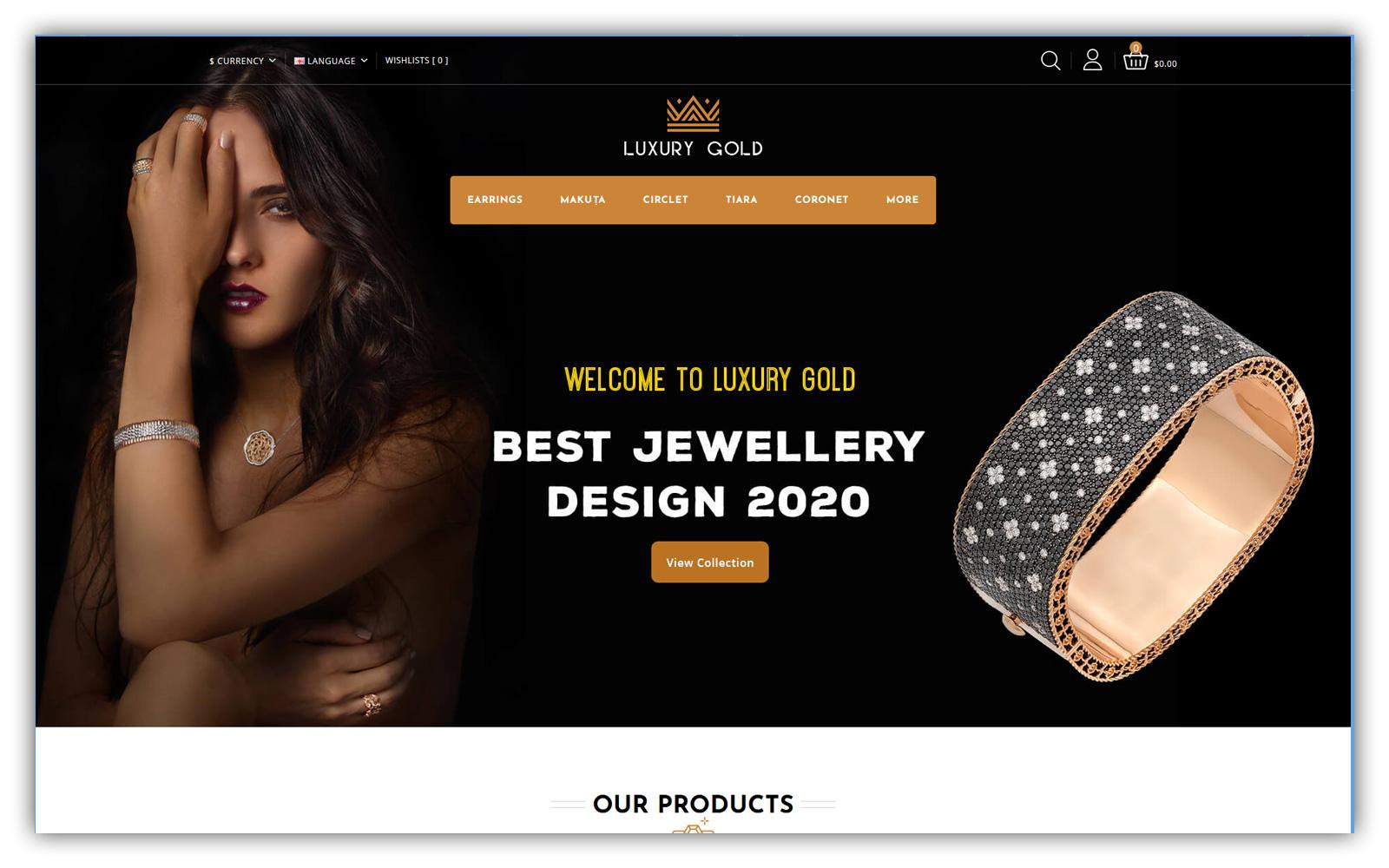 OpenCart 購物商店系統網站