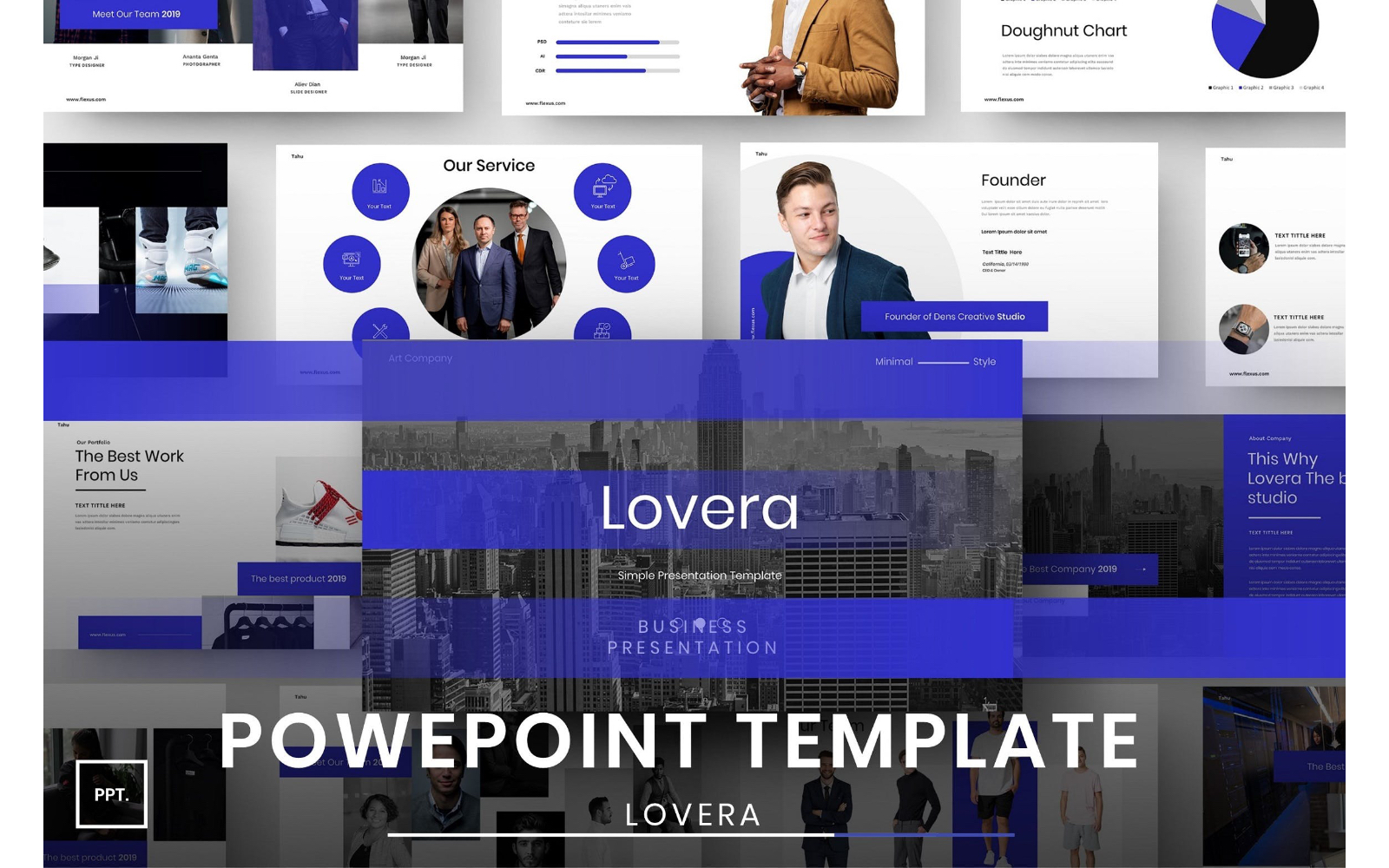Lovera – Business PowerPoint Template