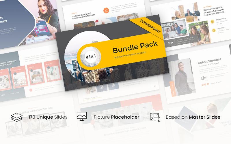 Bundles Pack Business PowerPoint Template