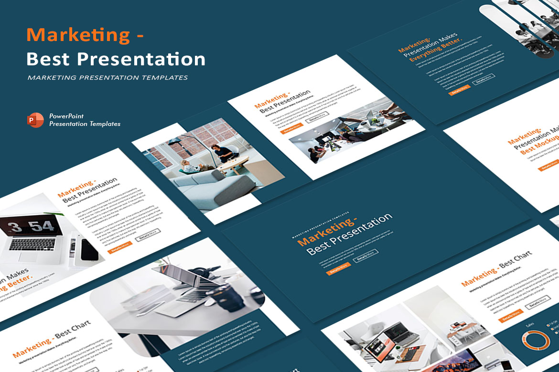 Creative Marketing - PowerPoint Template