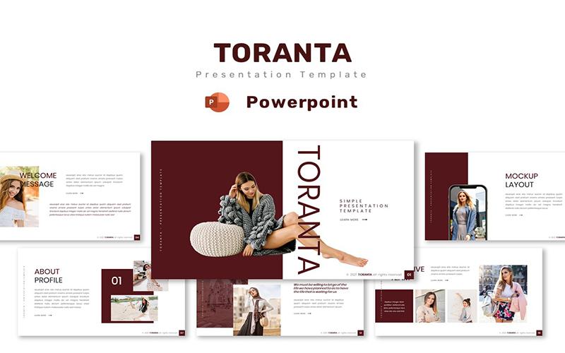 Torantta - Powerpoint Template