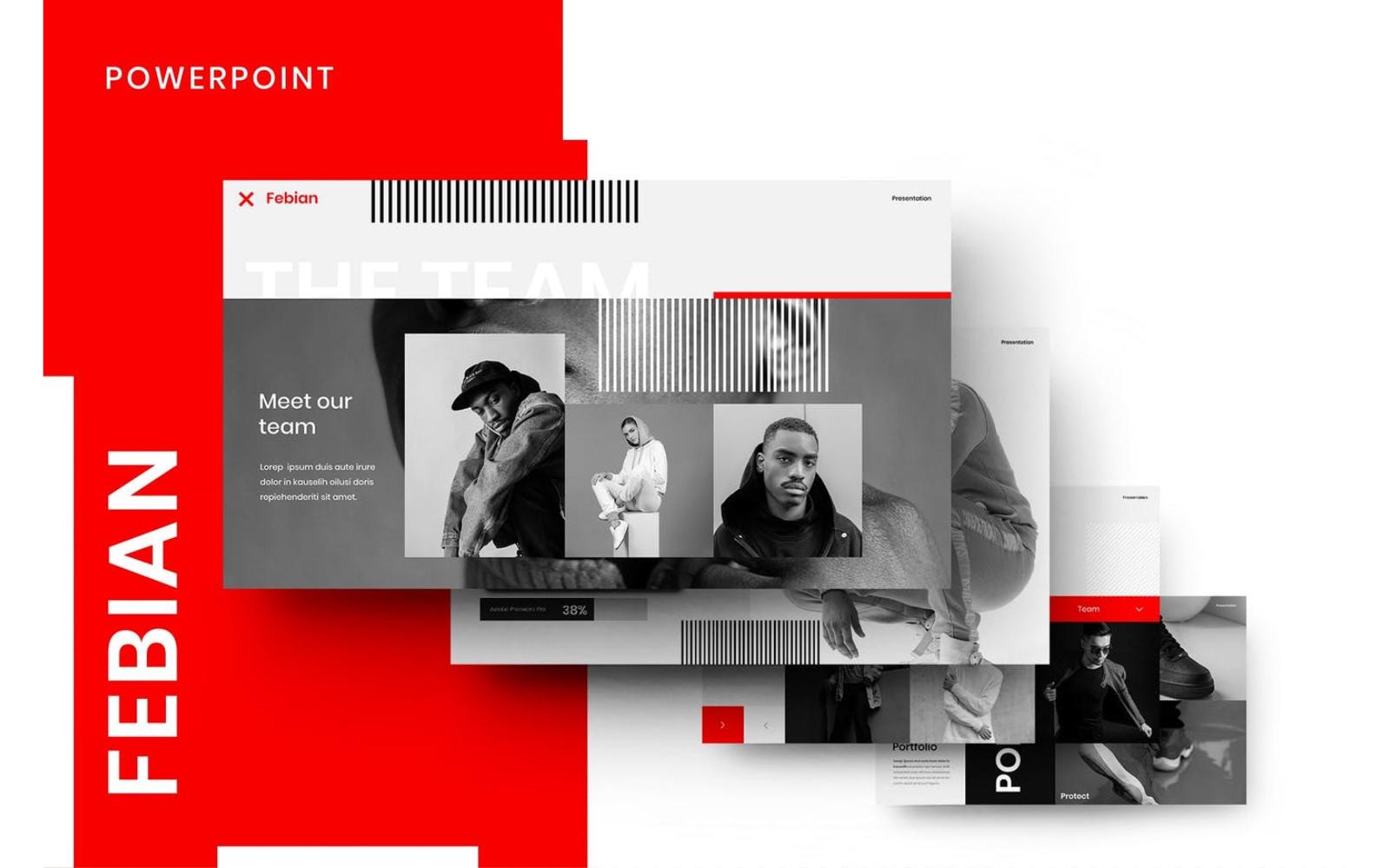 Febian – Business PowerPoint Template