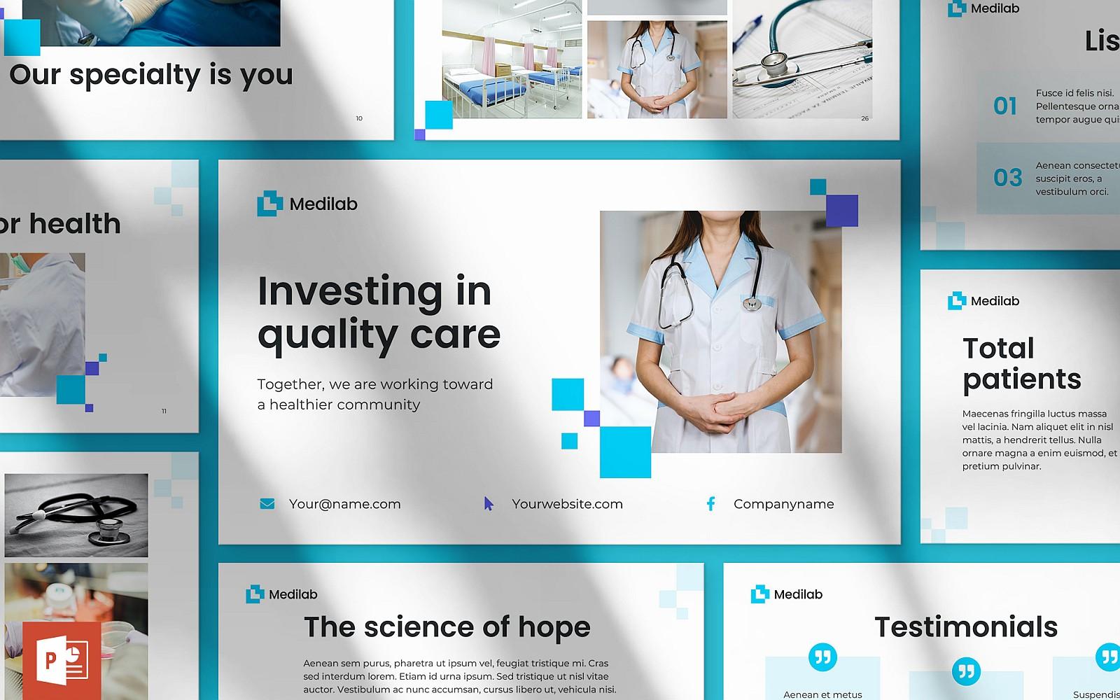 Medical Presentation Powerpoint
