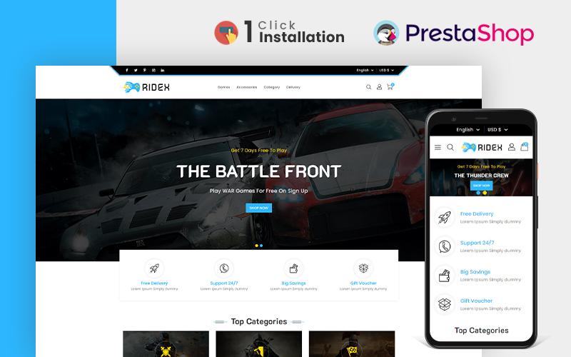 Temas de PrestaShop