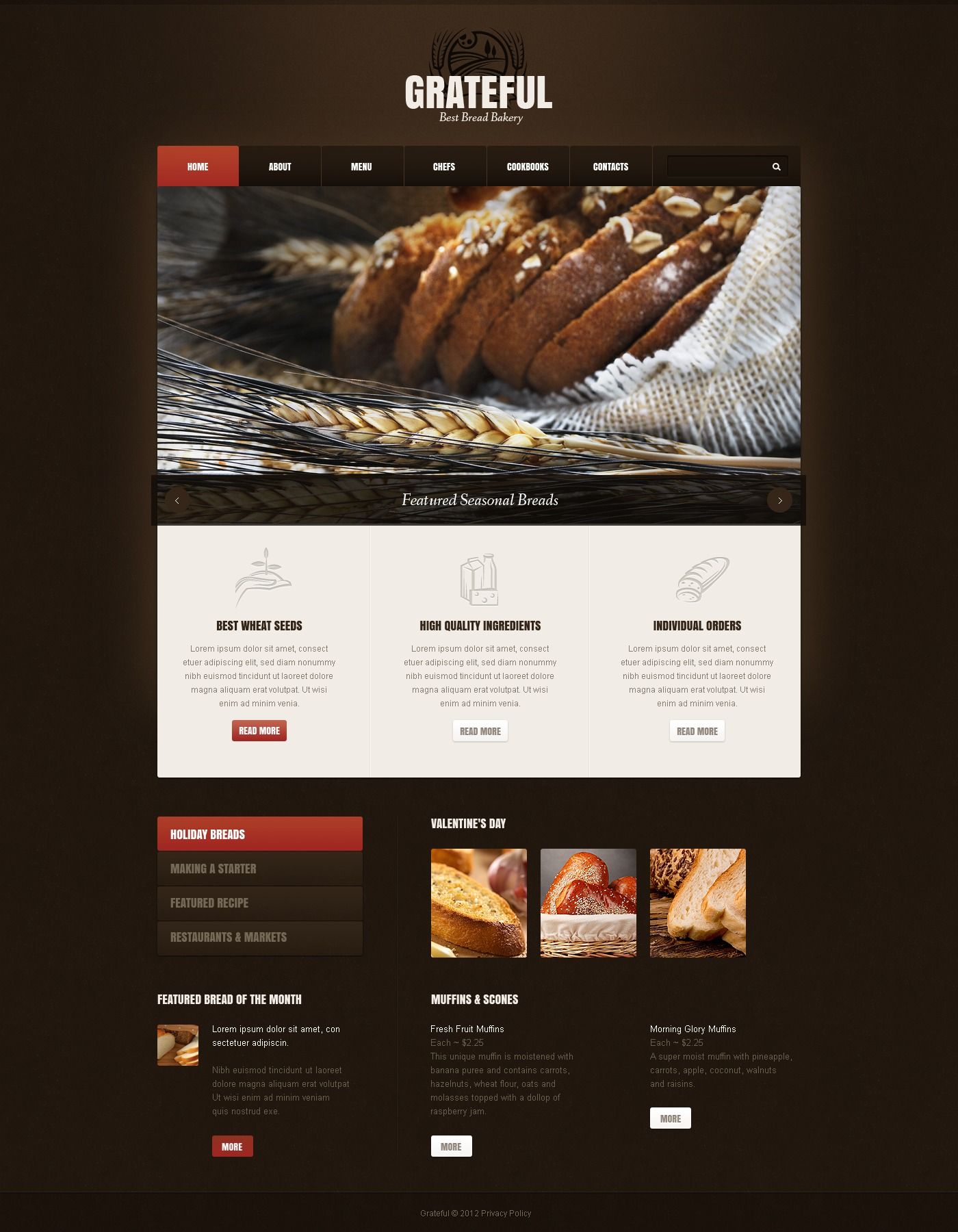 Website Templates