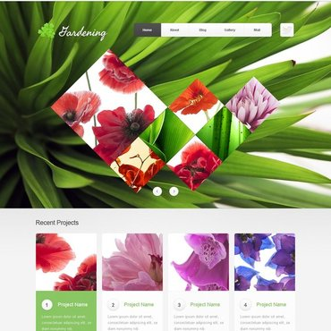 Website Template № 40774