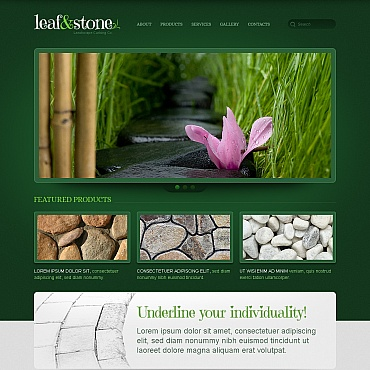 Website Template № 41228