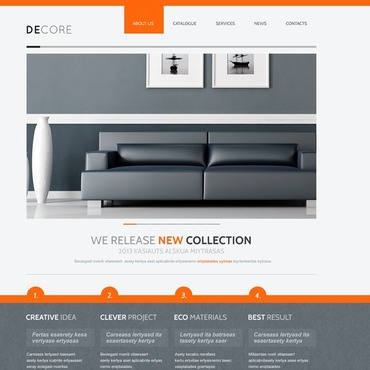 Website Template № 41246