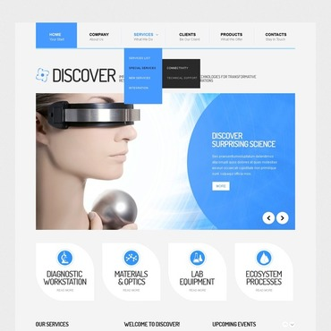 Website Template № 41982