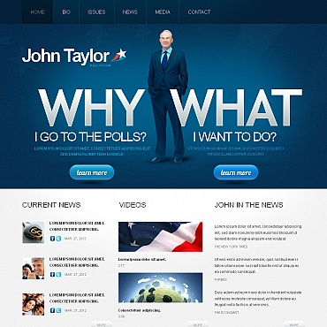 Website Template № 42462
