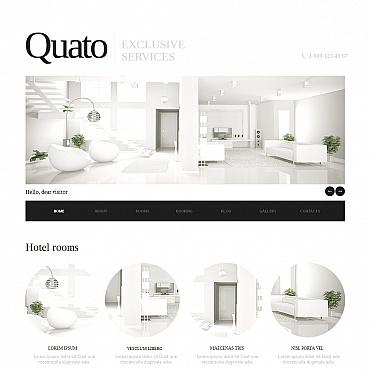 Website Template № 42468