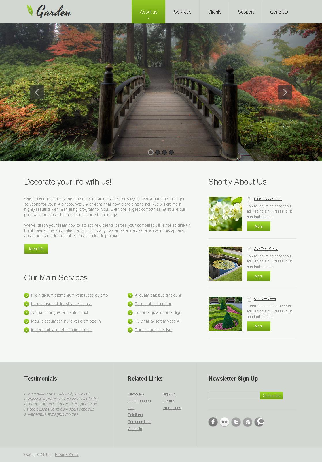 Moto CMS HTML Templates
