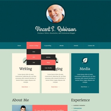 Website Template № 43281