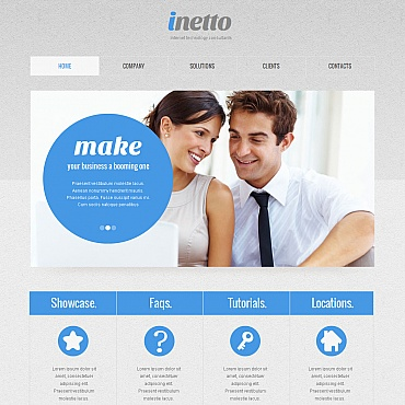Website Template № 43384