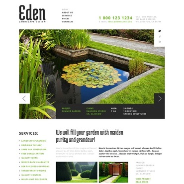 Website Template № 43643