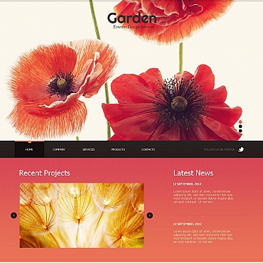 Website Template № 43665
