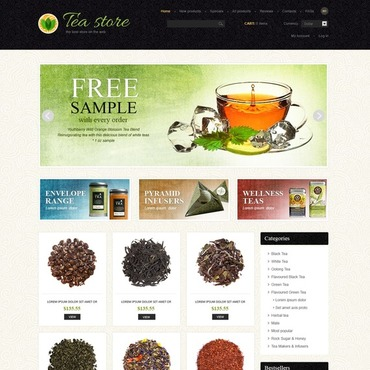 Website Template № 44395