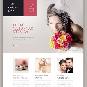 Website Template № 44568