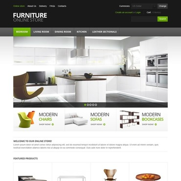 Website Template № 44973