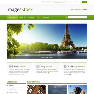 Website Template № 44974