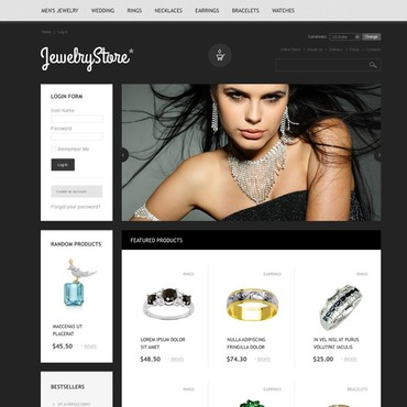 Website Template № 45054