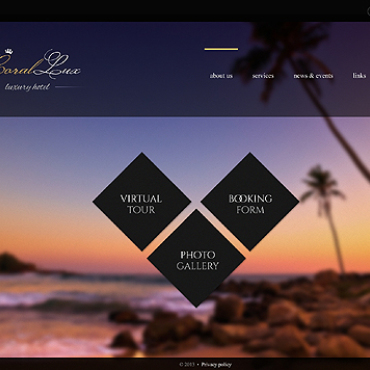Website Template № 45254
