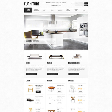Website Template № 45277
