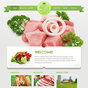 Website Template № 45365