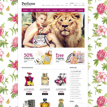 Website Template № 45395