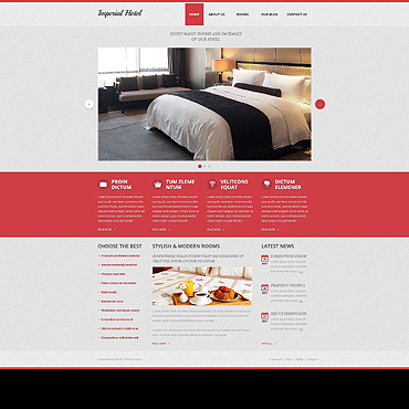 Website Template № 45485