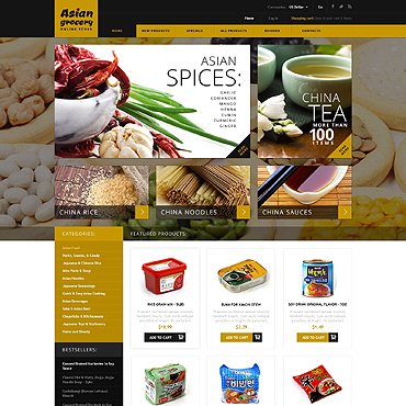 Website Template № 45677