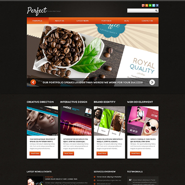 Website Template № 46168