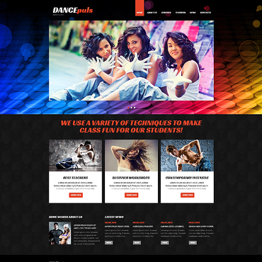 Website Template № 46170