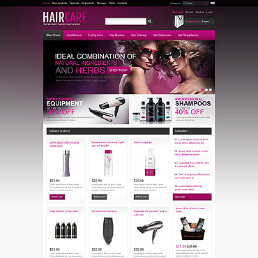 Website Template № 46174