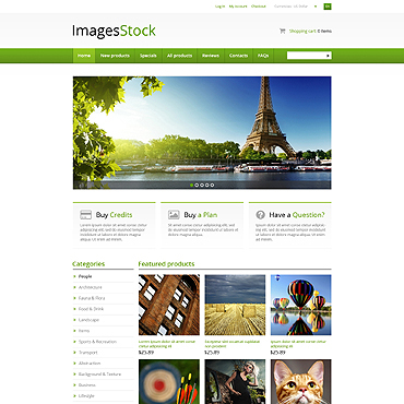 Website Template № 46178