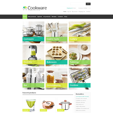 Website Template № 46179