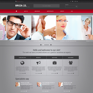 Website Template № 46193