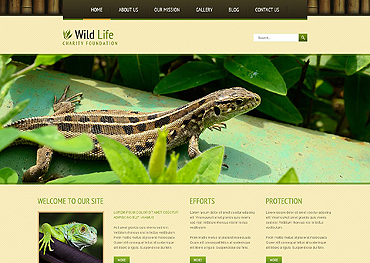 Template Animale de companie Joomla #46373