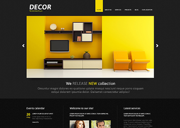 Website Template № 46635