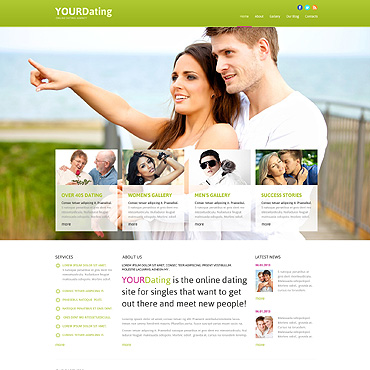 Website Template № 46641